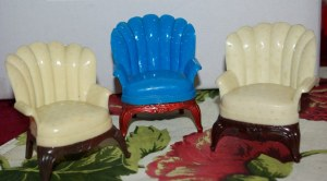 Renwal Shell Chairs