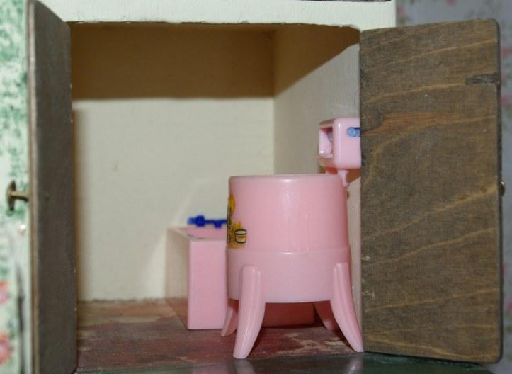 Renwal bath and washing machine.