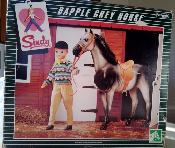 Sindy's Dapple Horse
