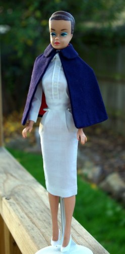 Fashion Queen Barbie 1963 in Registered Nurse.