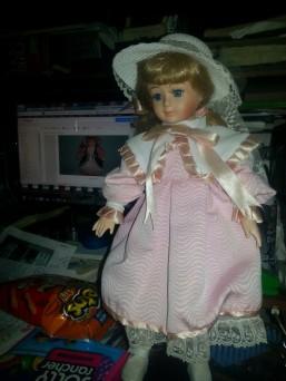 Laurel's doll