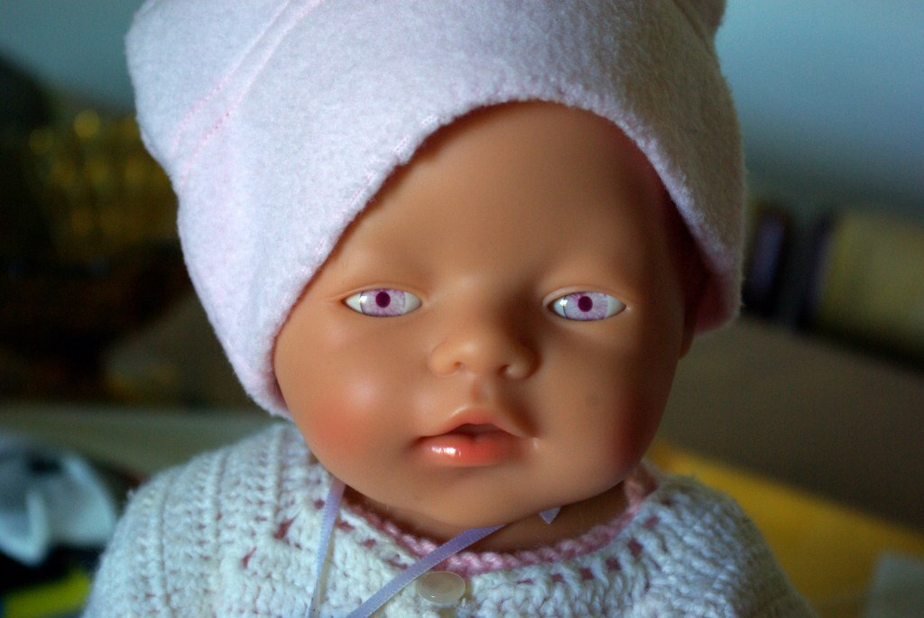 The Eyes Have It Dolls Dolls Dolls