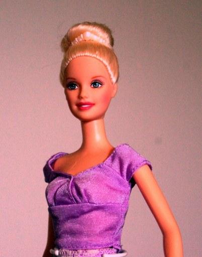 Ballet Star Barbie 2000 aka Tracie