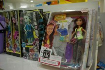 Monster High and Project MC