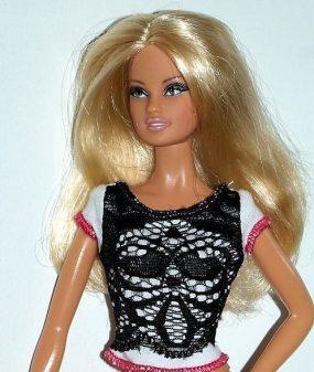 Denim Basics Barbie 11 aka Joanne