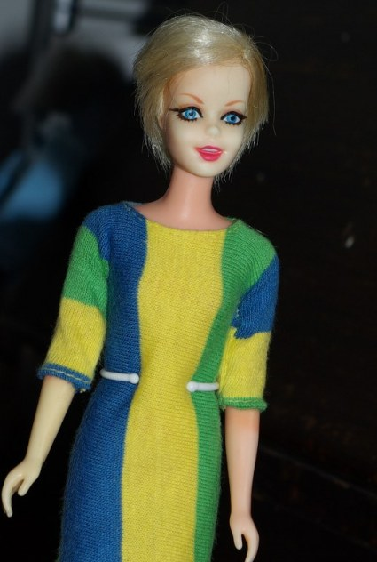 Twiggy was made with the Casey mold.