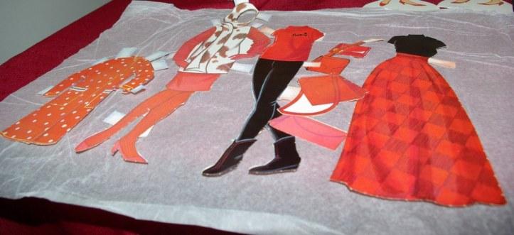 francie paper doll clothes