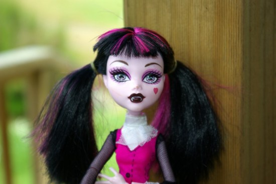 Monster High Draculra