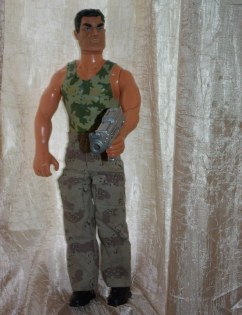 Hasbro Action Man Operation Jungle 1999