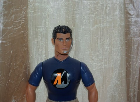 Millenium Action Man by Hasbro