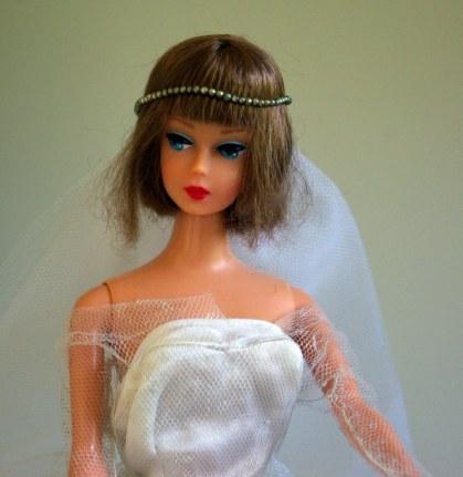 American Girl Repro in Wedding Day.