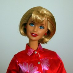 Anna Finlay - Barbie for President