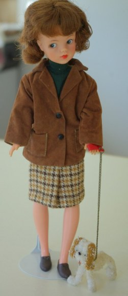 My childhood Sindy doll