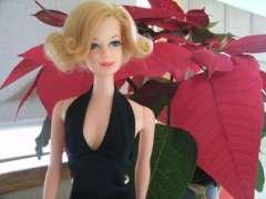 Stacey. Does anyone else think she looks like Jill Ireland?