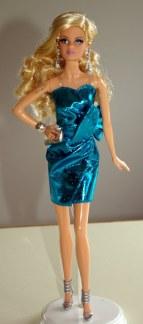 Barbie The Look City Shine aka Sasha