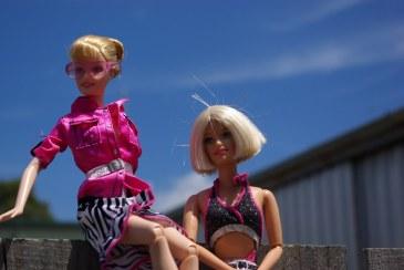 Mandy and Midge