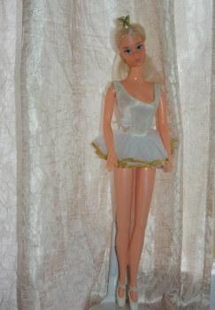 Ballerina Barbie 1976