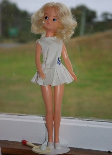 Party Time Sindy 1981 (I think) in Centre Court