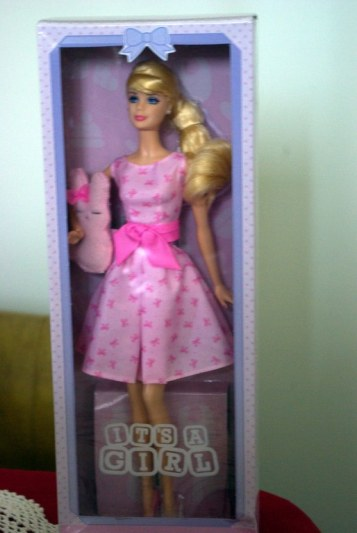Barbie It's A Girl
