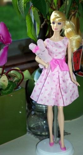 Barbie It's A Girl
