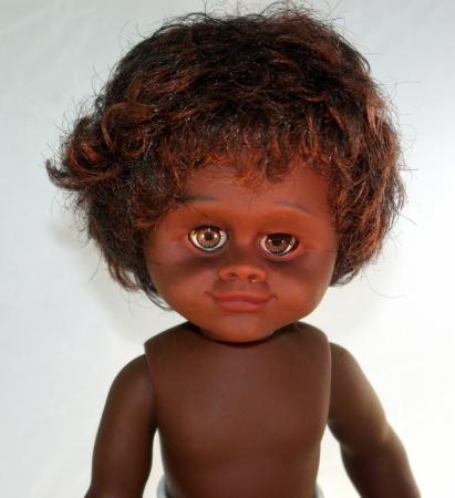 New faced Netta doll.
