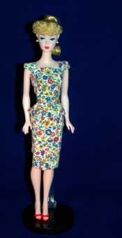 """Barbie in repro pak fashion """"On the Go"""" 1964"""