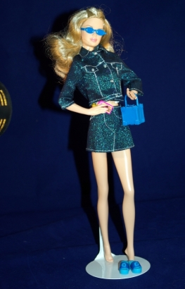 Belinda in Blues Styles.