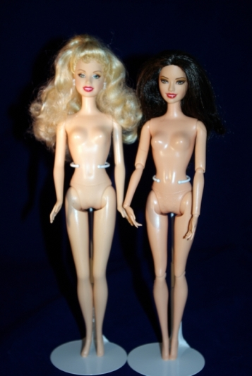 Comparing the standard Belly Button Body to Fashionista Wave `1.