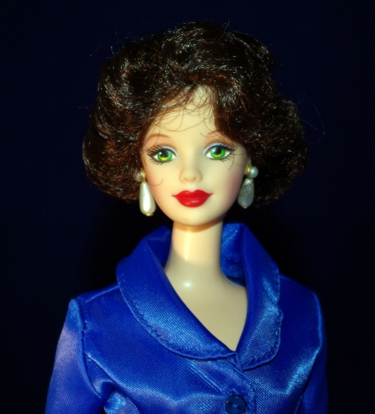 Holiday Voyage Barbie 1997 aka Iris