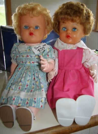 Caroline and Christine .the BND walkers.