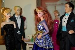 Paris meets Barbie