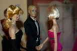 Jan is very excited to meet Barbie. Ken is excited to meet Jan.