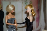 Midge meets Barbie