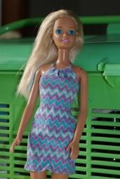 Barbie redressed