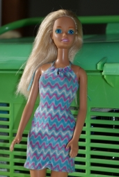 Barbie redressed