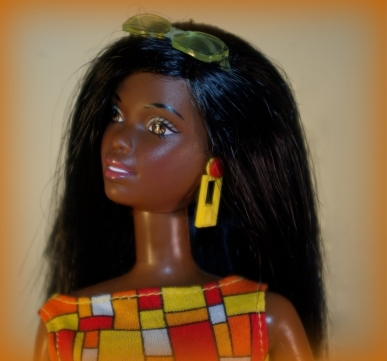 Hip 2 Be Square African American Barbie.