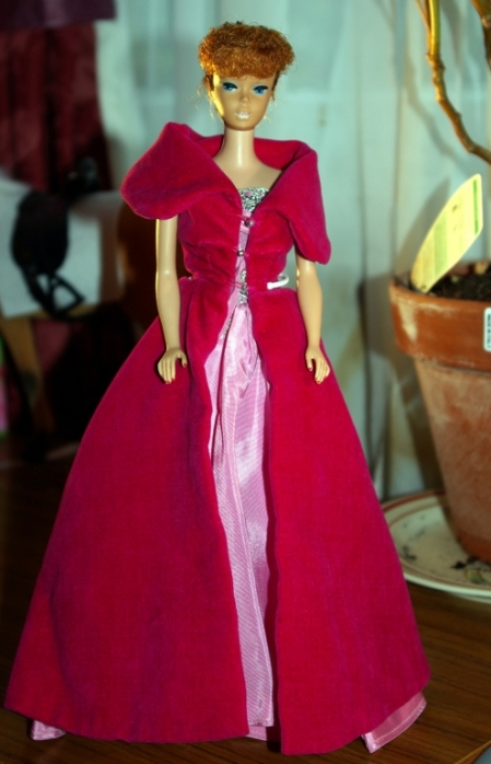 Barbie wearing Sophisticated Lady