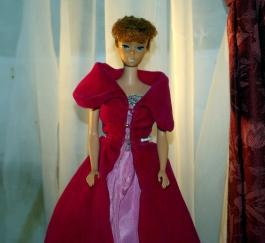 Vintage No. 5 Ponytail Barbie