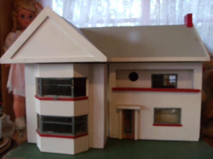 Dad Built House