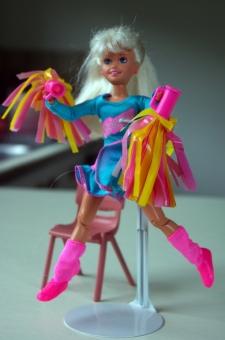 Cheerleader Stacie